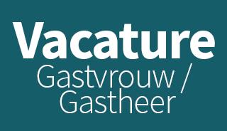 Gastheer/Gastvrouw (vrijwilliger)